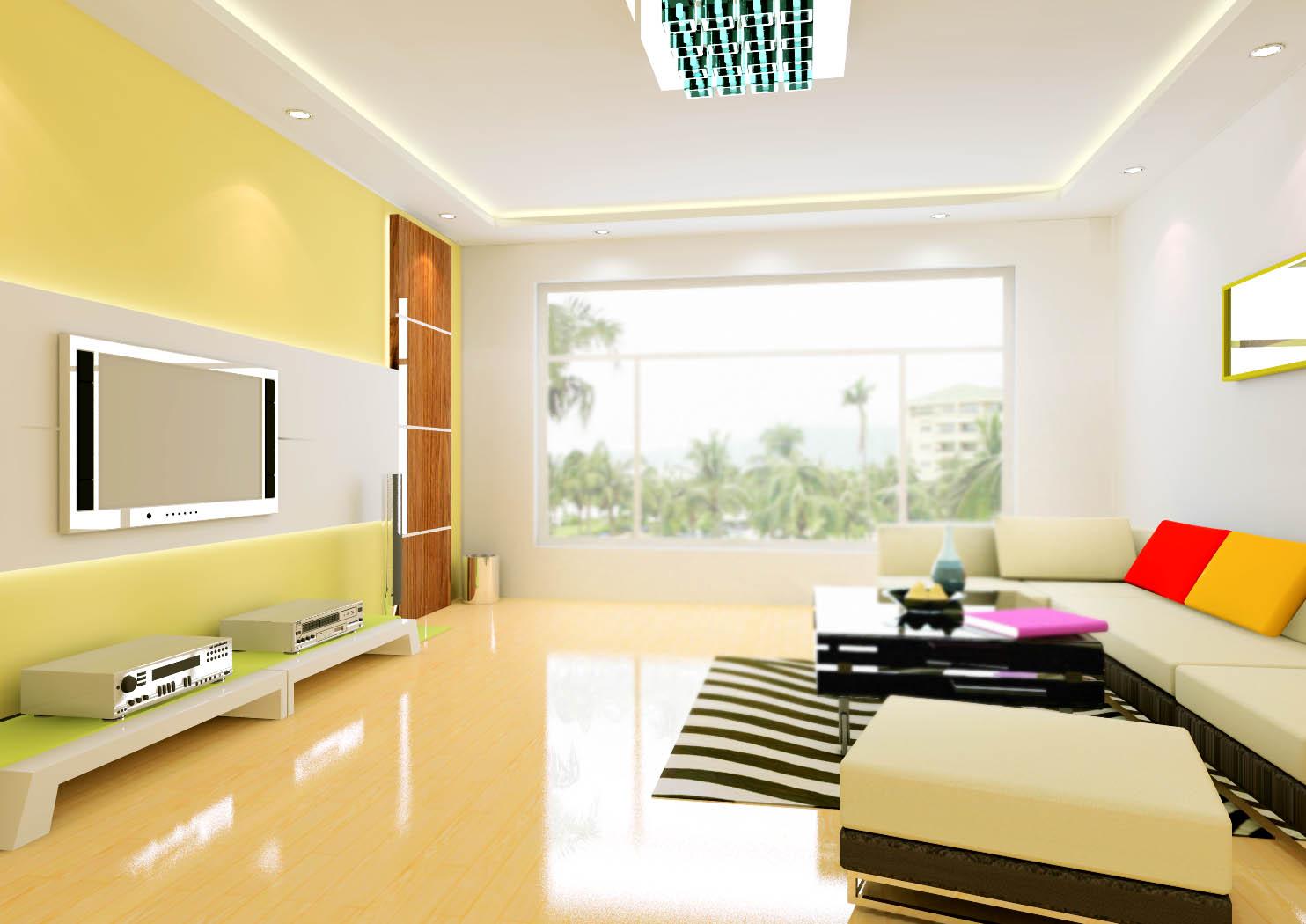 客廳裝修的流程及注意事項